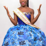 Ghana's Rep At Miss Glamour Look International Places 3rd In Pre-Event Fashion Show