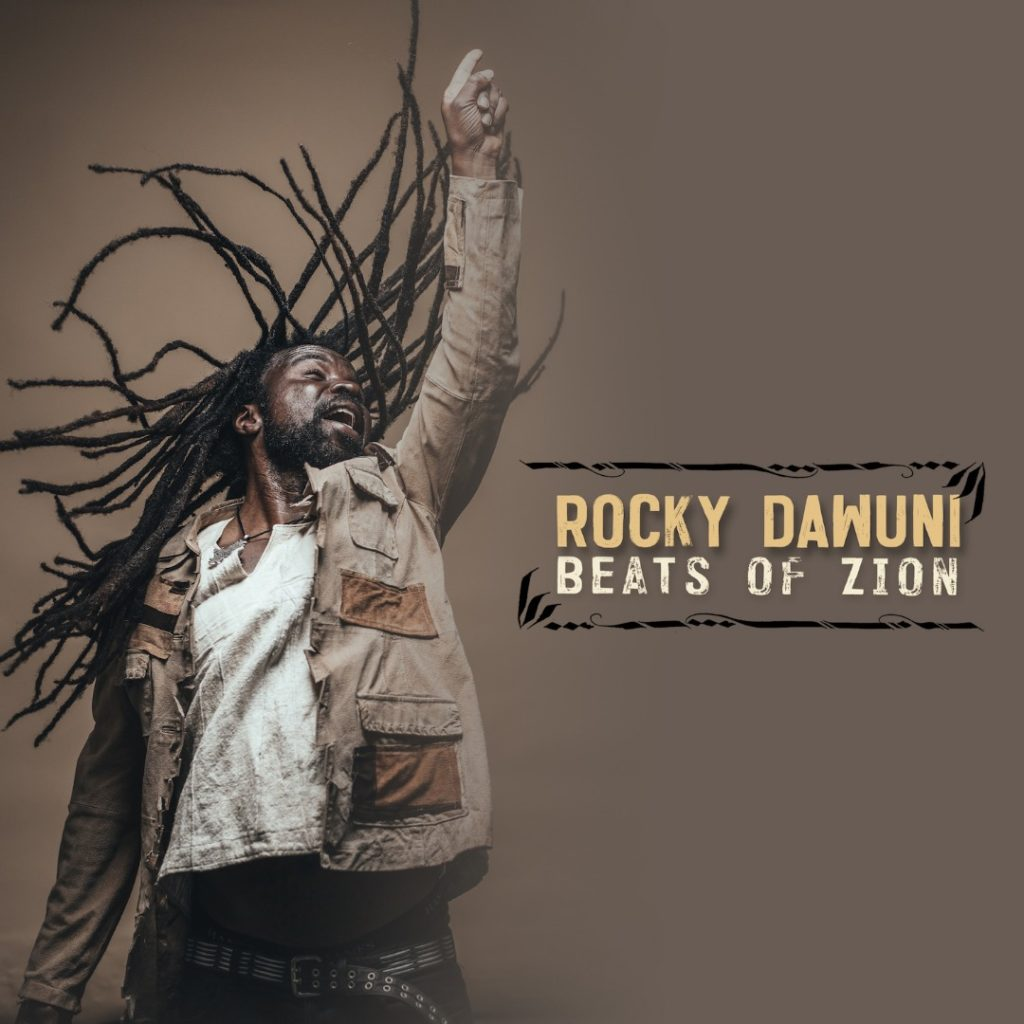 "Rocky Dawuni drops new Album ""Beats Of Zion"", features Wiyaala"