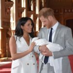 Prince Harry's Son Archie Wraps Hand Around His Dad's Finger In New Pic For Their 1st Father's Day