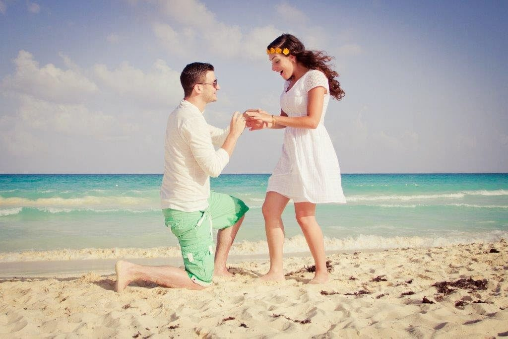 how long should you be dating before you propose