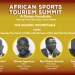 GOC President Nunoo Mensah,  Kwadwo Anti, Akwasi Agyeman To Speak at 2019 African Sports Tourism Olympic Roundtable