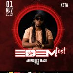 Sarkodie and Obrafour Join Edemfest 2019 Line Up