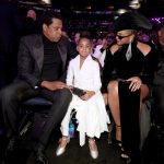 Beyoncé's 7-year-old daughter, Blue Ivy, wins songwriting award