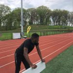 Former University of Ghana Athlete Excels in the USA