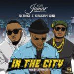 World Premiere: Kofi Jamar Features African Kings, Ice Prince & Khaligraph Jones on 'In The City'