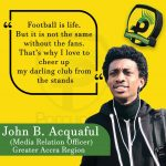 Sports: Porcupine Tertiary Accra announces newly appointed executive board
